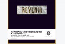 PARTIR REVENIR, exhibition view